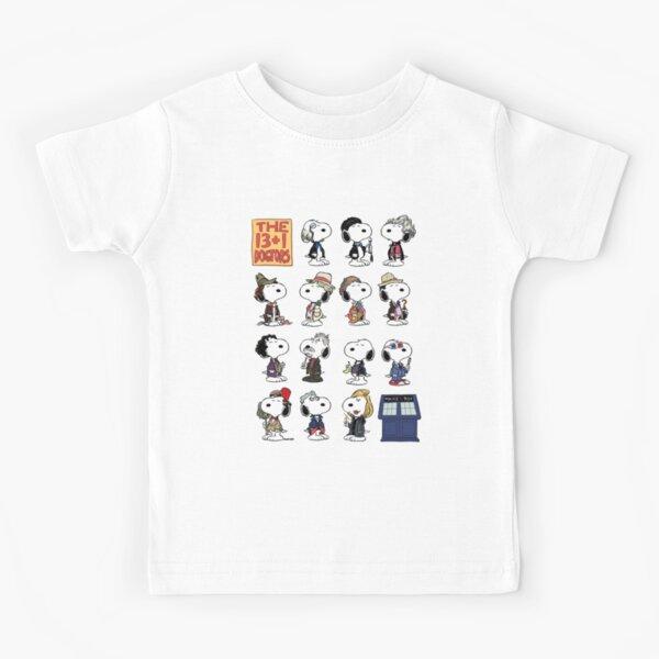 The 13 + 1 Dogtors Kids T-Shirt