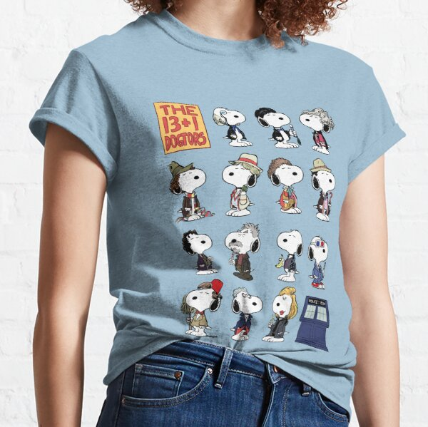The 13 + 1 Dogtors Classic T-Shirt