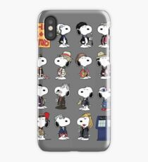 The 13 + 1 Dogtors iPhone Case/Skin