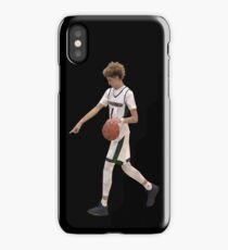 LaMelo Ball From Half Court Low Poly iPhone Case
