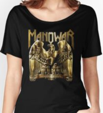 manowar - Good design is all about making other designers feel like idiots because that idea wasn't theirs. Women's Relaxed Fit T-Shirt