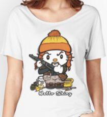 Hi Shiny Women's Relaxed Fit T-Shirt