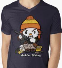 Hi Shiny Men's V-Neck T-Shirt