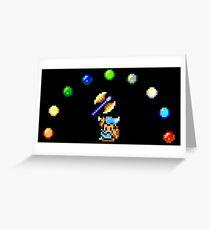 Golden Axe Warrior Greeting Card