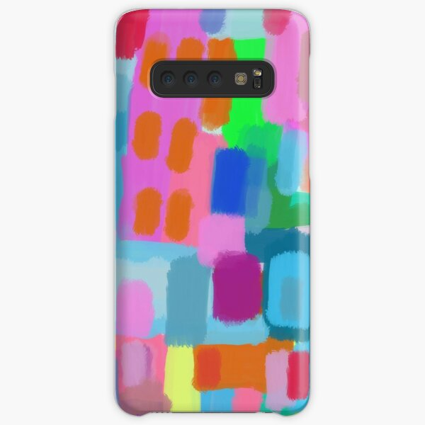 COLOURS ARE MY LOVE Samsung Galaxy Snap Case