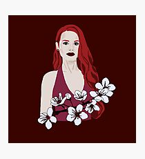 A Blossom  Photographic Print