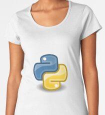 Python Women's Premium T-Shirt