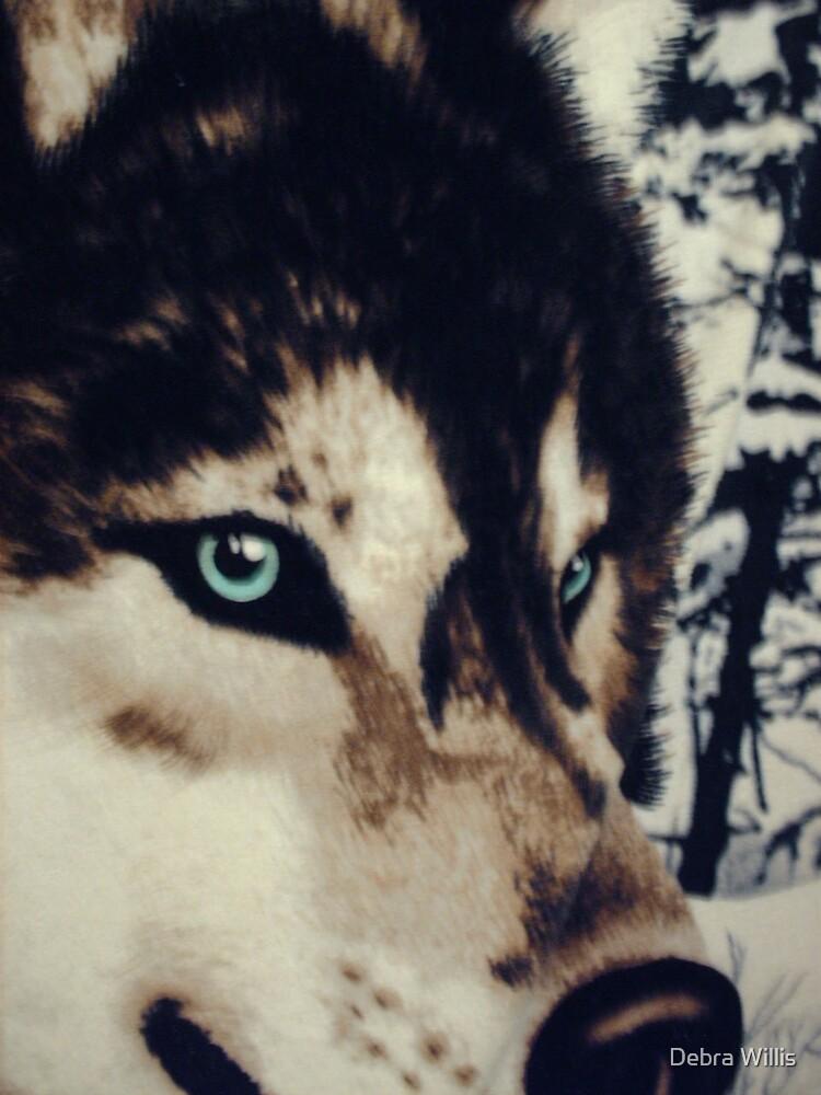 EYES OF THE WOLF by Debra Willis