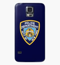 NYPD Case/Skin for Samsung Galaxy