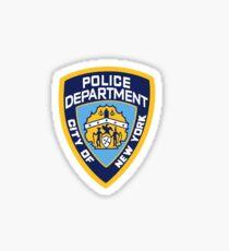 NYPD Sticker