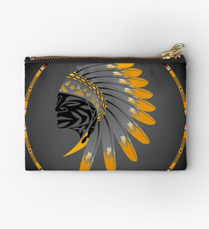 Honor and Strength Studio Pouch