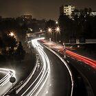 Highway's Lights by Stwayne