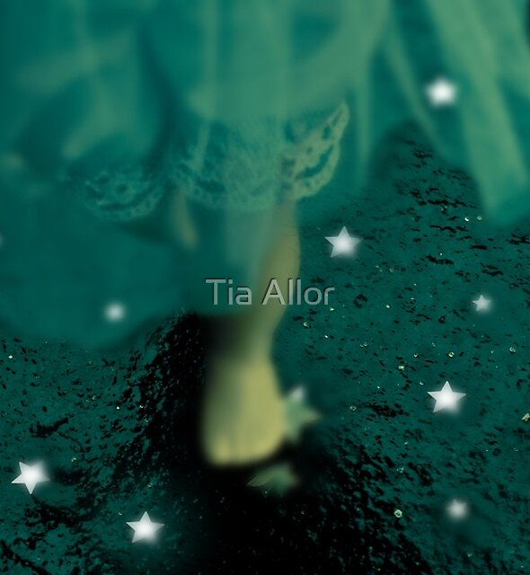Alice Stepping Into Infinity by Tia Bailey