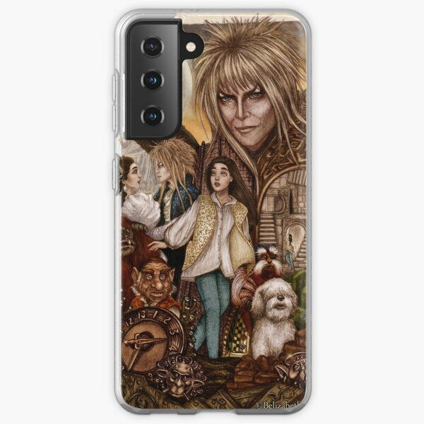 Labyrinth Samsung Galaxy Soft Case