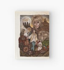Labyrinth Hardcover Journal