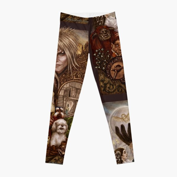 Labyrinth Leggings