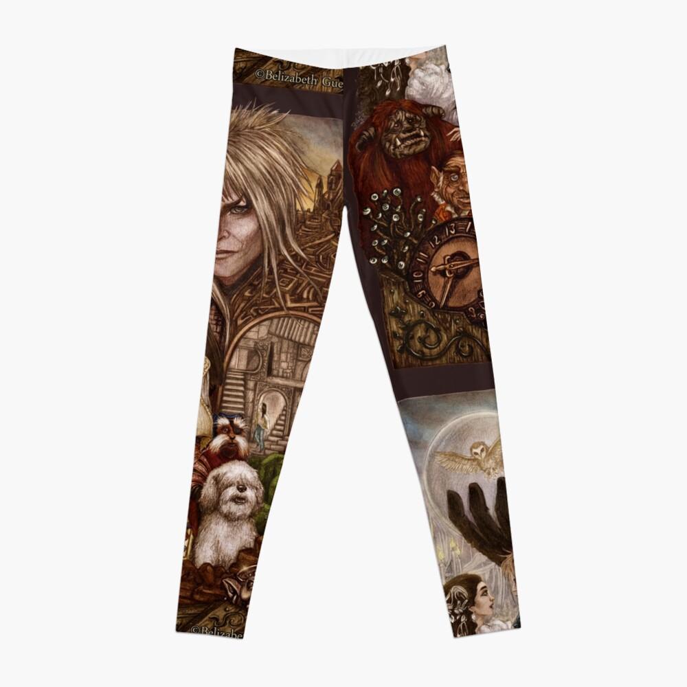 Labyrinth Leggings