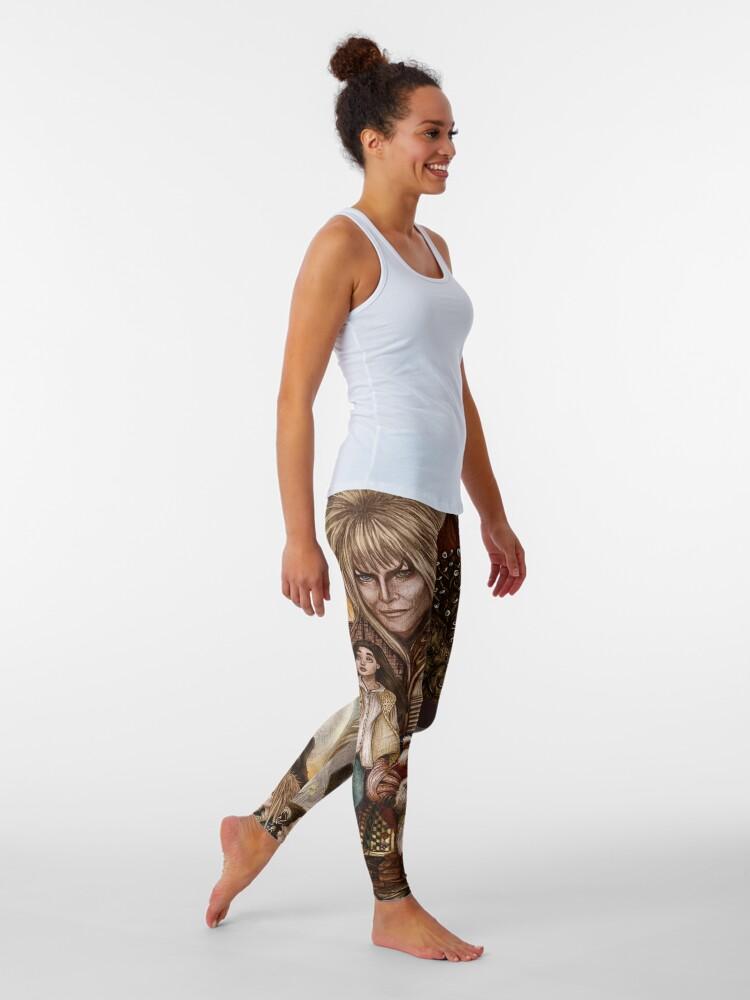 Alternate view of Labyrinth Leggings