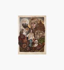 Labyrinth Art Board