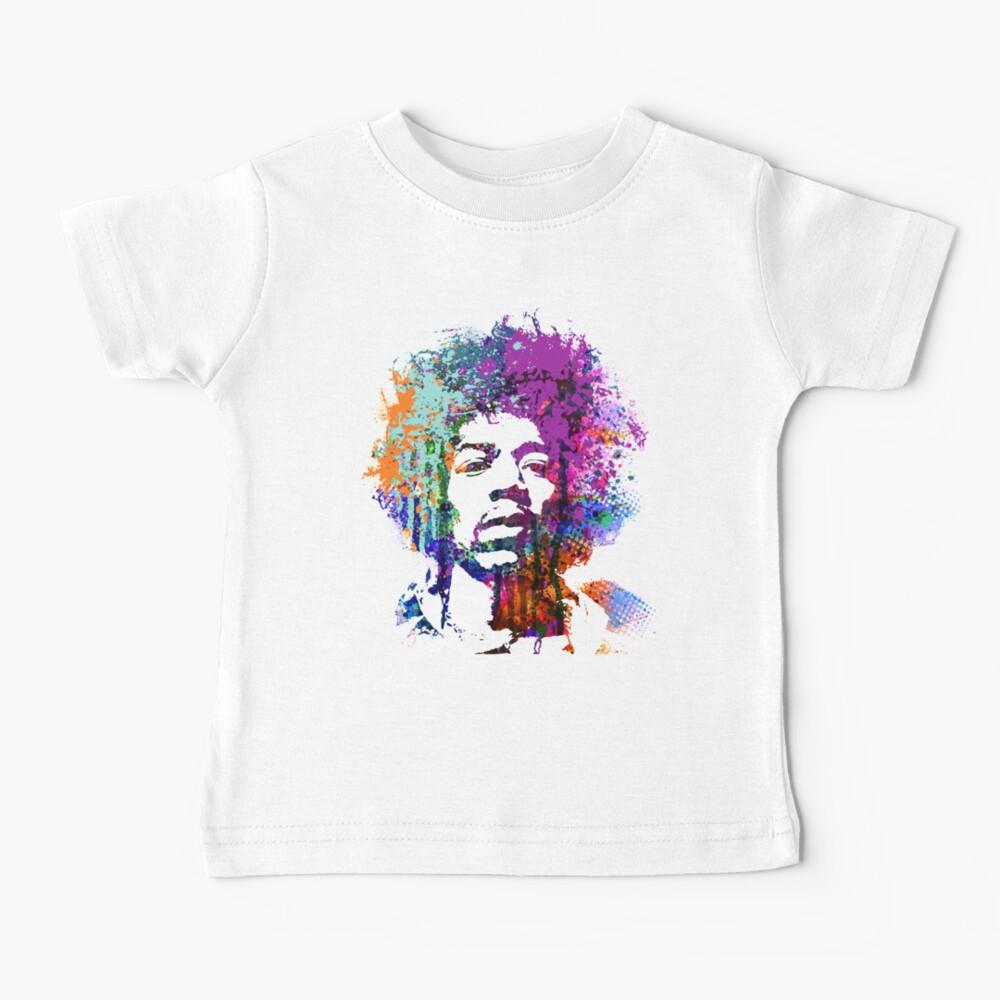 GUITAR GOD #5 Baby T-Shirt