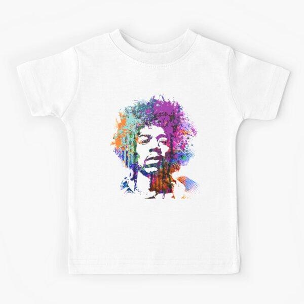 GUITARRA DIOS # 5 Camiseta para niños