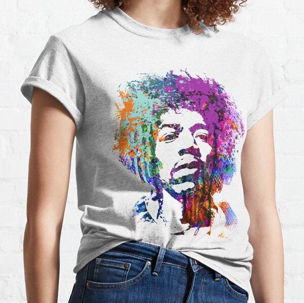 GUITARRA DIOS # 5 Camiseta clásica