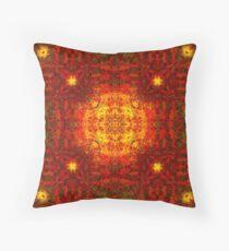 Umlilo Firestarter Throw Pillow