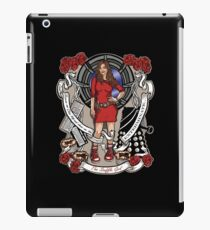 The Souffle Girl (pillow) iPad Case/Skin