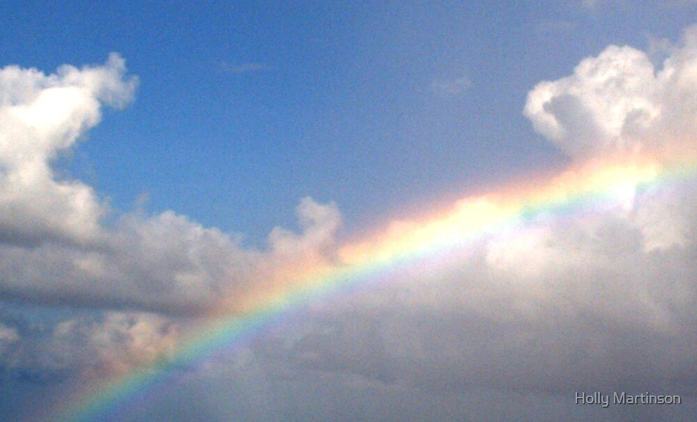 Over the Rainbow by Holly Martinson
