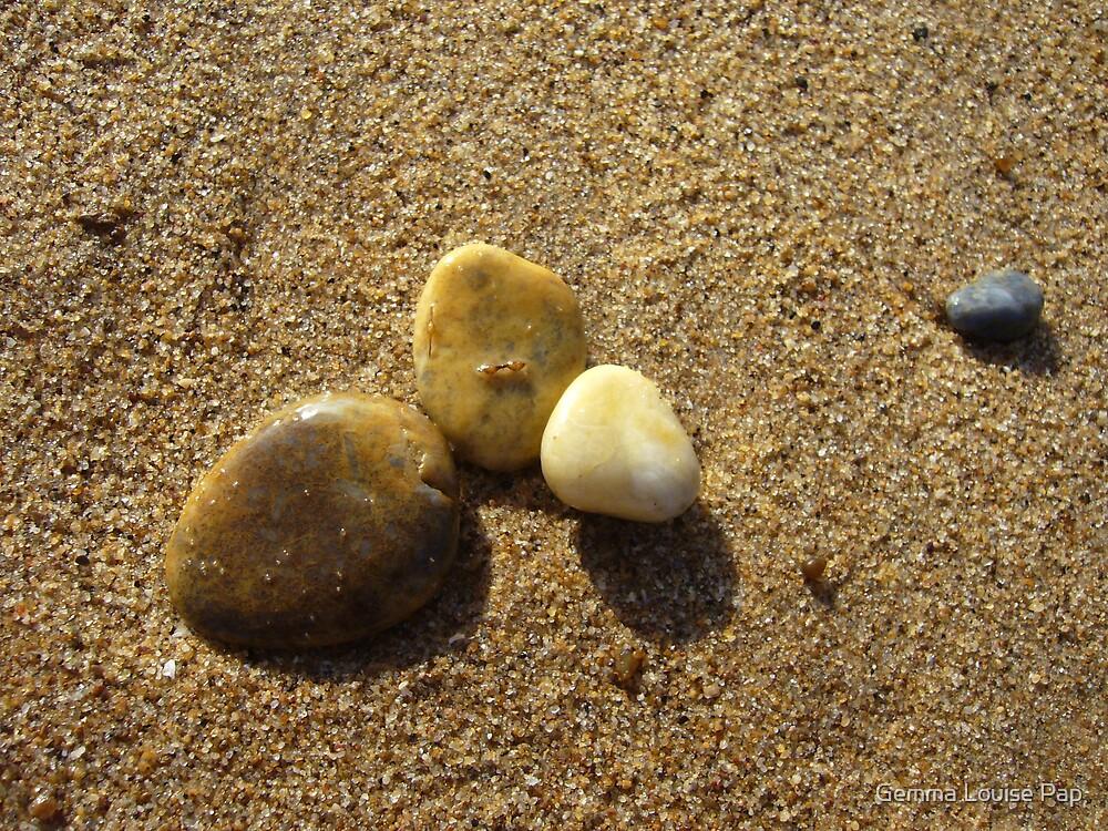 pebbles by Gemma Louise Pap