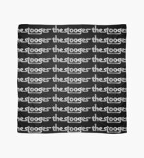 The Stooges distressed (white) Scarf