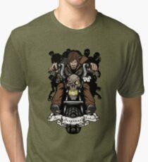 Original Badass: Fully Loaded Tri-blend T-Shirt