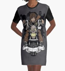 Original Badass: Fully Loaded Graphic T-Shirt Dress