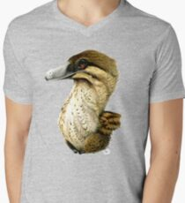 Acheroraptor Portrait Men's V-Neck T-Shirt