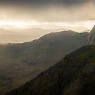 Snowdonia Sunrise by George Wheelhouse