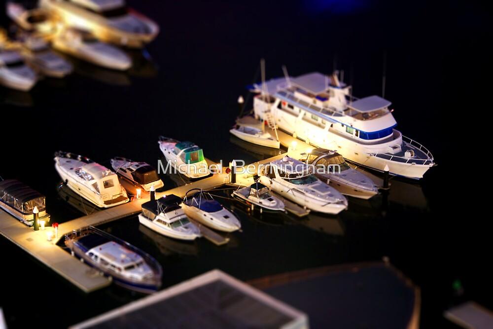 Boats in Miniature by Michael  Bermingham