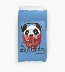 BAD PANDA- Urban Gangster Bear  Duvet Cover