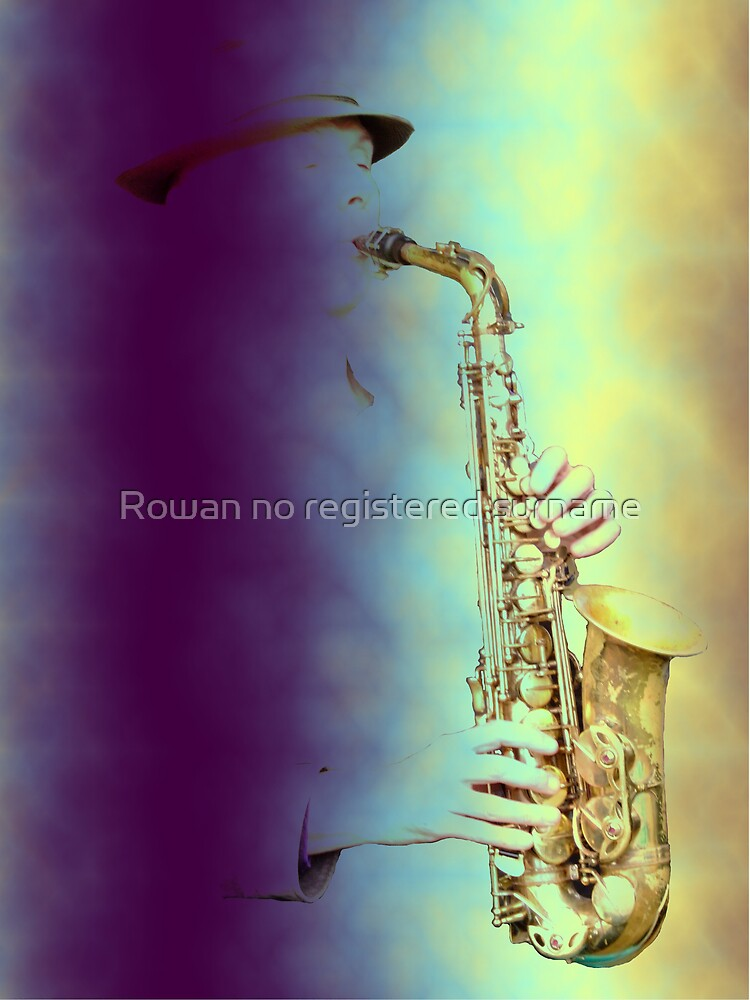 Sax by Rowan no registered surname