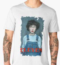 Eleven from Stranger Things Men's Premium T-Shirt
