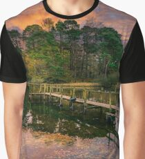 Lakeside Launch Graphic T-Shirt