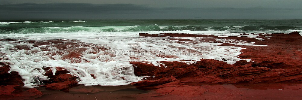 Diamond Bay by rosina lamberti
