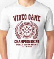 GAMING - VIDEO GAME CHAMPIONSHIPS - GAMER T-Shirt