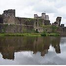 Caerphilly Castle by Eliseharris