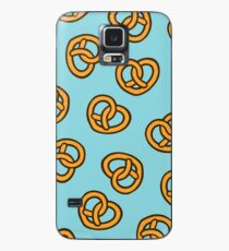 I Heart Pretzels Pattern Case/Skin for Samsung Galaxy