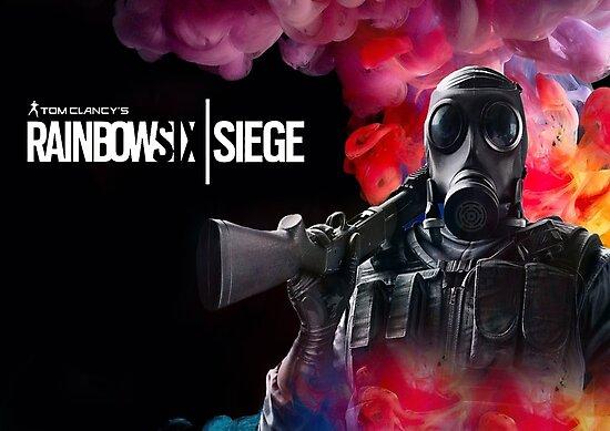 rainbow six siege smoke by francybonzi