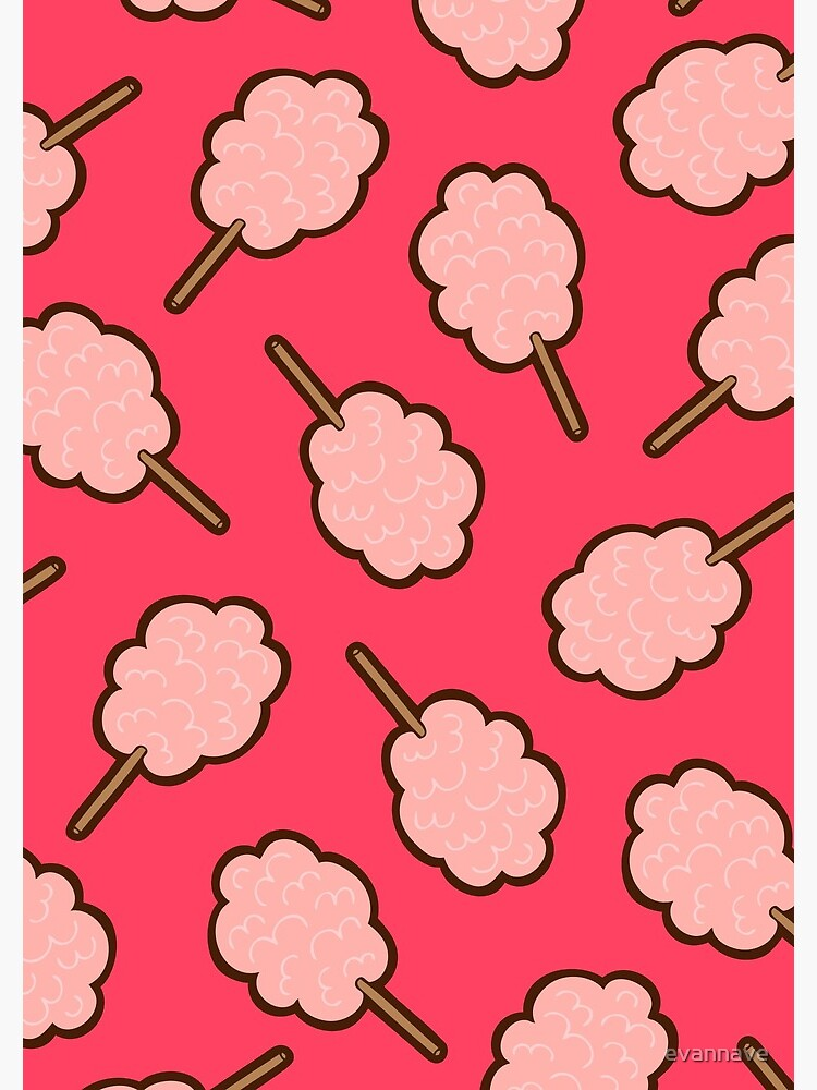 Cotton Candy Pattern by evannave