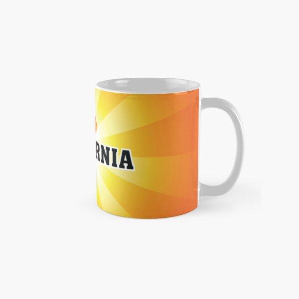 California the Golden State Classic Mug