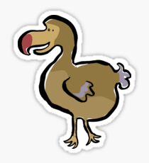 dodo Sticker