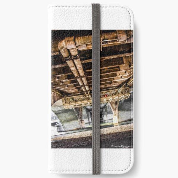 Under the Golden Bridge iPhone Wallet