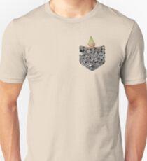 Runescape Gnome Child in Pocket Unisex T-Shirt